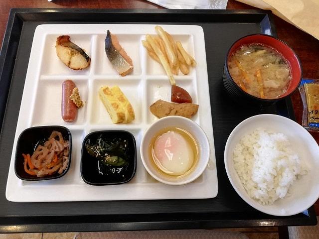 片山津温泉 湯快リゾート NEW MARUYAホテルの朝食バイキング