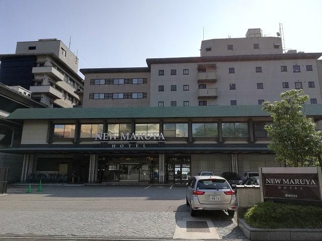 片山津温泉 湯快リゾート NEW MARUYAホテル