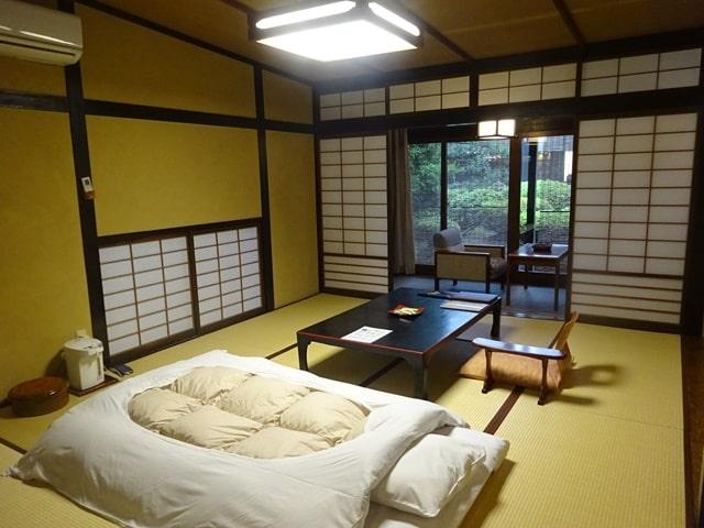 斉木別館の客室
