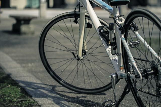 湯原温泉 輝乃湯のレンタル自転車