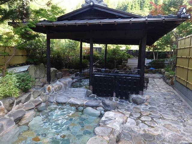 輝乃湯のお風呂(温泉)